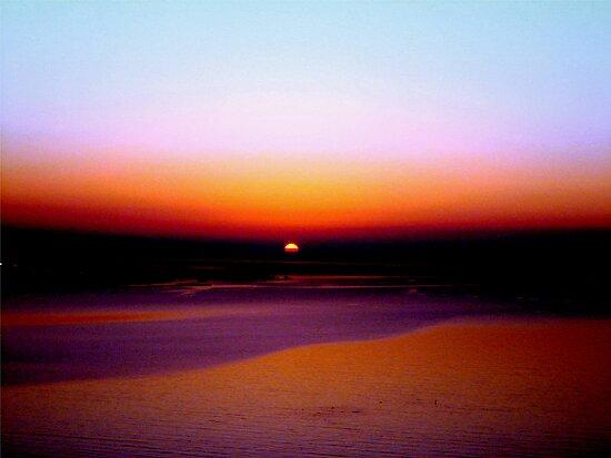 Sunrise VII (Lakeshore)...! by sendao
