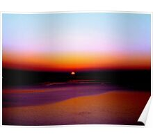 Sunrise VII (Lakeshore)...! Poster