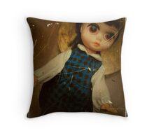 Jess #1 Throw Pillow