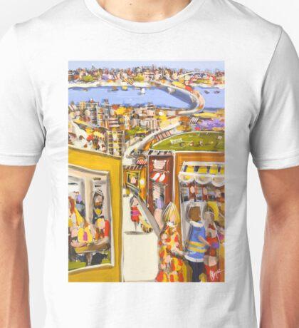 West end strolling Unisex T-Shirt