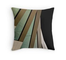Depth of Curvature Throw Pillow