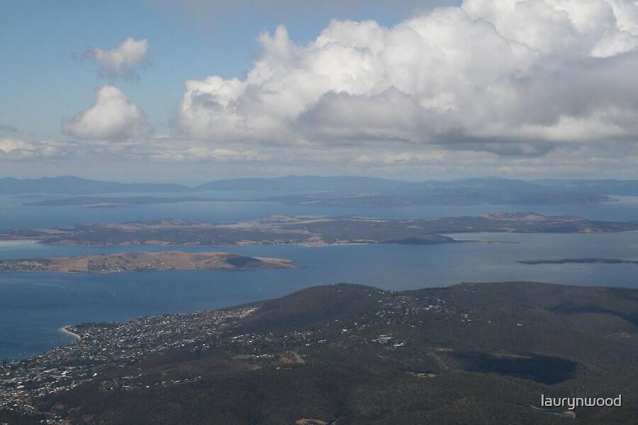 Mt Wellington, Tasmania by laurynwood