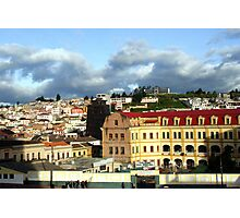 Overlooking Old Quito Photographic Print
