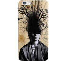 frida's last dream iPhone Case/Skin