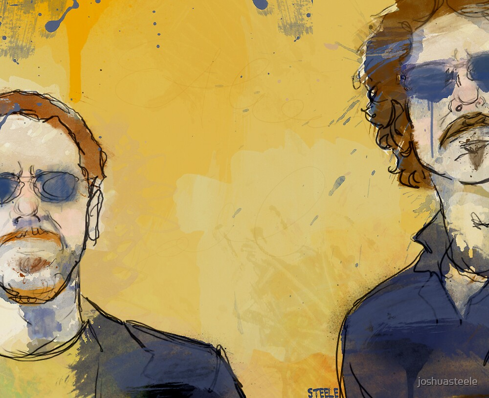 the Brothers Coen by joshuasteele