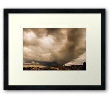 Tornado! Framed Print