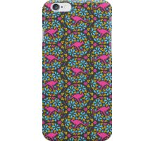 Flowers and Roos iPhone Case/Skin