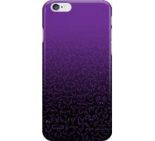 Death Party Purple Drank Reverse iPhone Case/Skin