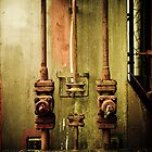 Old Pipes by Glen Turner