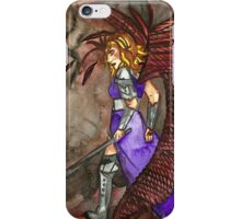 Valkyrie iPhone Case/Skin