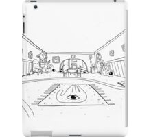 Mystic Pen and ink magic  iPad Case/Skin