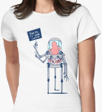 Invaders from the deep T-Shirt