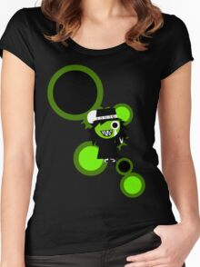 Mighty Boosh - The Hitcher Women's Fitted Scoop T-Shirt