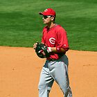 Cincinnati Red - Joey Votto by Memaa