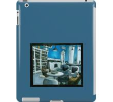 Blue Saturday Morning iPad Case/Skin