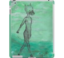 Cute cowgirl iPad Case/Skin