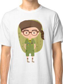 Moonrise Kingdom Sam Shakusky Classic T-Shirt