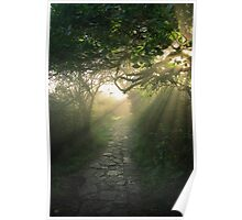 God's Path Poster