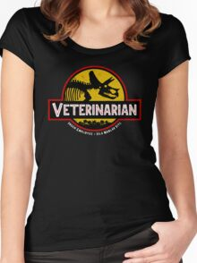 Park Vet Women's Fitted Scoop T-Shirt
