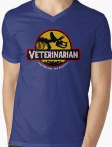 Park Vet Mens V-Neck T-Shirt