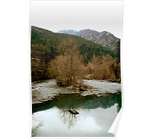 The Elwha River  Poster