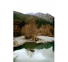 The Elwha River  Photographic Print