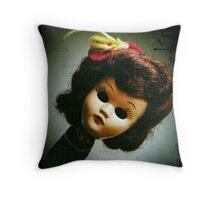 Annabelle #8 Throw Pillow
