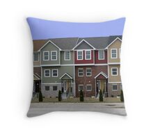 The Neighborhood Throw Pillow