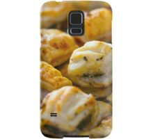 Savoury Pastry Selection Samsung Galaxy Case/Skin