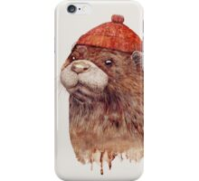 River Otter iPhone Case/Skin