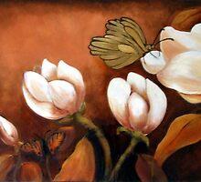 Magnolia by Faith Puleston