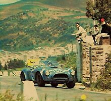 Ford Cobra Italy by kolalo