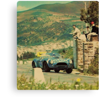 Ford Cobra Italy Canvas Print