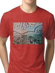 Magic Gardens Tri-blend T-Shirt