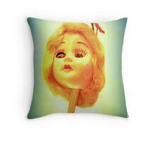 Zia #6 Throw Pillow