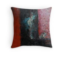 Baudelaire 1. - quadruptych Throw Pillow