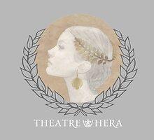Theatre Hera Logo Dark  by theatrehera