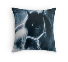 'Spring morning II' Throw Pillow