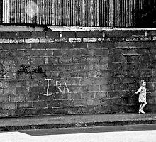 Graffiti-Ireland fine art photograph by LJAphotography