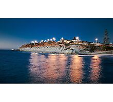 Port Noarlunga From The Jetty Photographic Print