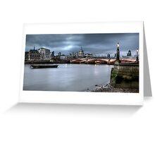 Thames Greeting Card
