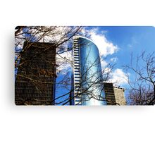 Corporate Branches Canvas Print