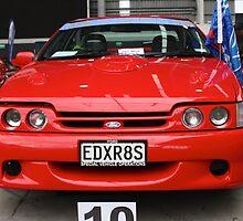 2000 AU XR8: NZ Falcon & Fairlane Car Club Nationals 2015 by mosgol