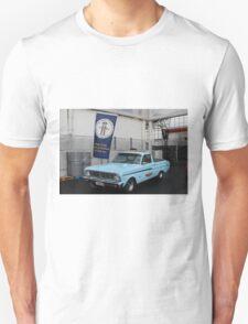 Ford Falcon & Fairlane NZ Nationals Dunedin 2015 Unisex T-Shirt