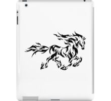 Horse Tribal Pattern iPad Case/Skin