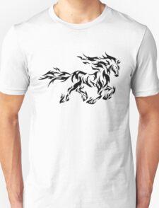 Horse Tribal Pattern T-Shirt