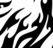 Lion Tribal Pattern Sticker