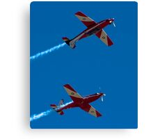 Remember that scene from Top Gun?........... Canvas Print