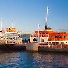 cacilheiro. tejo river boat. by terezadelpilar~ art & architecture