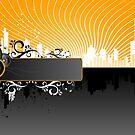Music Background by Olga Altunina